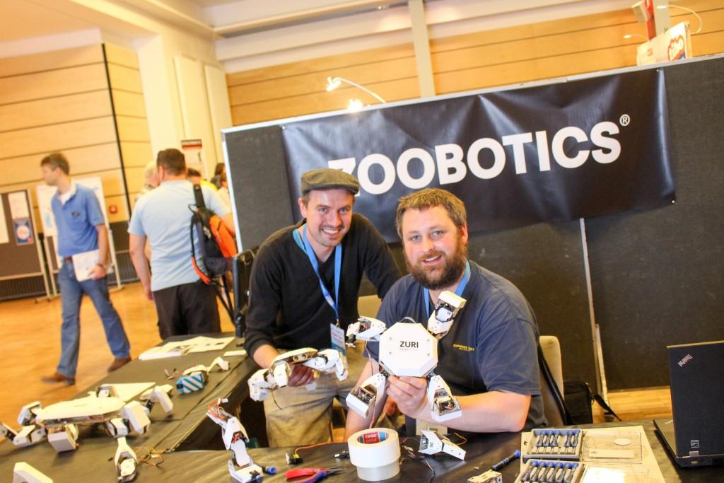 Zoobotics